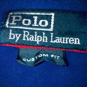 Polo by Ralph Lauren Shirts - Ralph Lauren Men's USA Polo Shirt